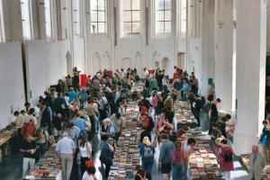 boekenverkoop Caermersklooster