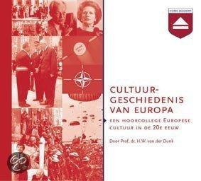 cultuurgeschiedeniseuropa