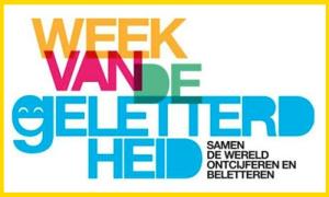 logo week van de geletterdheid