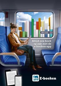 e-boeken in de bibliotheek
