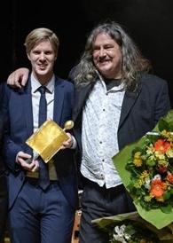 Joost de Vries en Ilja Leonard Pfeijffer