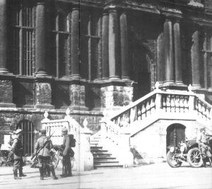 WOI Gent stadhuis