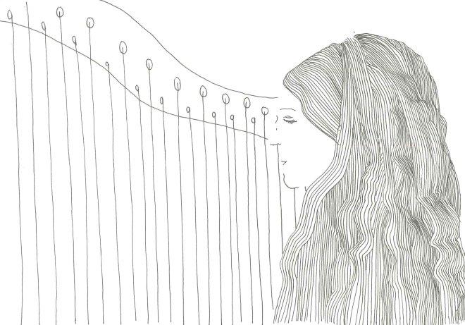 tekening Laura De Jongh