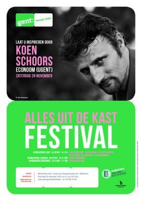 Alles-uit-de-kast-festival 2015 - Koen Schoors