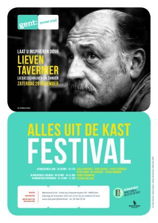 Alles-uit-de-kast-festival 2015 - Lieven Tavernier