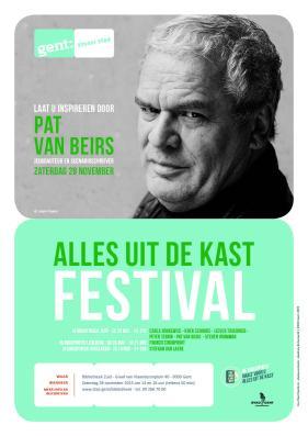 Alles-uit-de-kast-festival 2015 - Pat Van Beirs