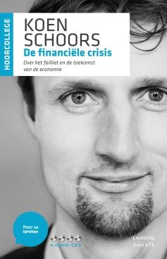 Koen Schoors cover Fin crisis Lannoo 9789020989625