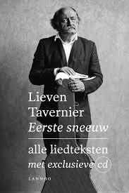 Lieven Tavernier cover boek